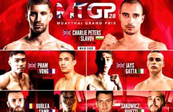 Calendario Ufc 2020.Muay Thai Grand Prix